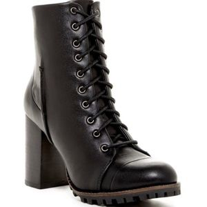 Report Alanna Lace Up Boots